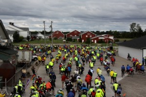MTR Mass Start, Shipshewana