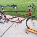 Custom Santana Arriva SE Tandem Bike
