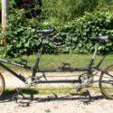 Tandem Twosday Bike Friday