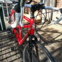 2009 Santana (Sovereign) Tandem Road Bicycle red