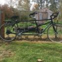 Santana Visa, Steel Frame Tandem, Size Large Professionally Upgraded and Customized With Cartop Tandem Carrier and Many Extras!