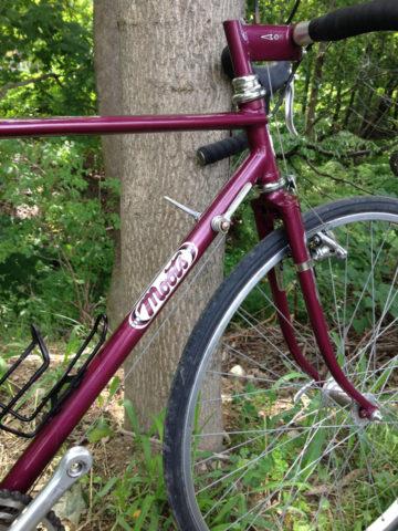 Tandem Club of America | Custom Made Vintage MOOTS Tandem Bicycle