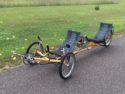 Greenspeed GTT2S Recumbent Tandem Trike