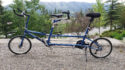 2009 Bike Friday Dual Drive Tandem Traveller XL Tour BTO