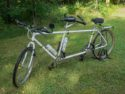 Burley Samba (late 1980's) for sale with Child Stoker Crank and Chain