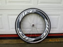 Tandem Aero Wheels: Zipp 808 Firecrest & HED 3 Tri-Spoke