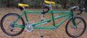 SANTANA TANDEM BICYCLE -- FUSION SE