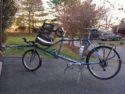 Bilenky Viewpoint Semi-Recumbent Tandem Bicycle